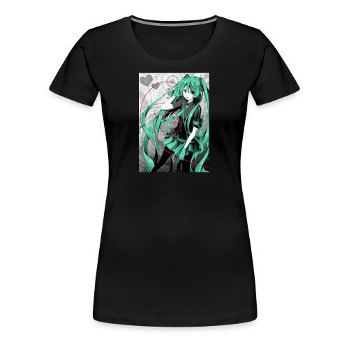 Hatsune Miku - Women's Premium T-Shirt
