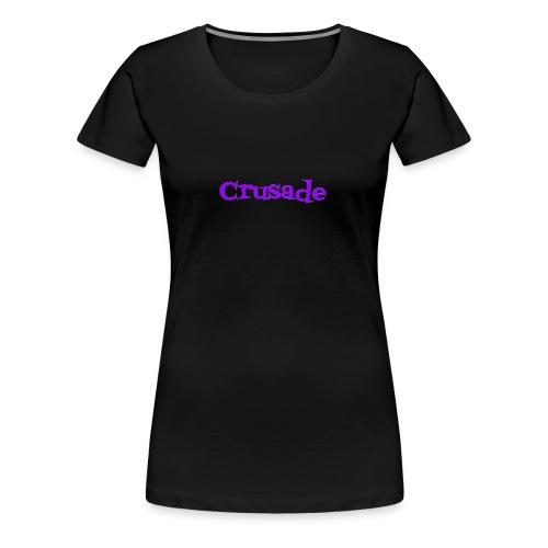 IHF: Crusade - Women's Premium T-Shirt