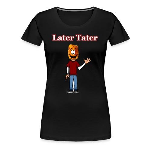 MasterTatter01 - Women's Premium T-Shirt