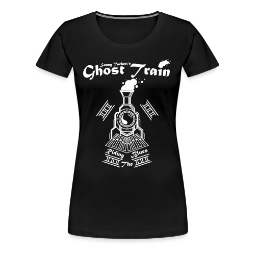 SonnyTackett'sGhostTrain - Women's Premium T-Shirt