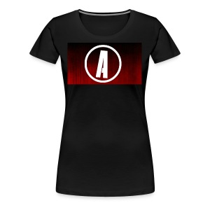 AlphaApexTV Logo Merch - Women's Premium T-Shirt
