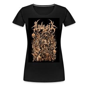 Hyde six - Women's Premium T-Shirt
