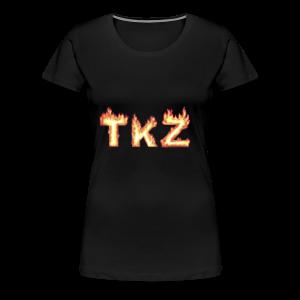 TKZ - Women's Premium T-Shirt