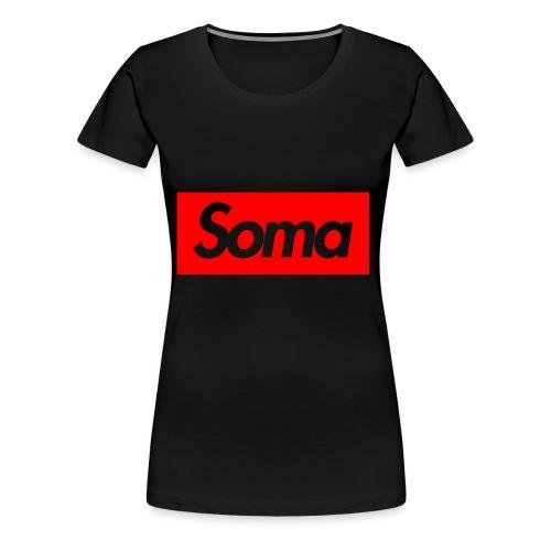 Soma Shirt red - Women's Premium T-Shirt