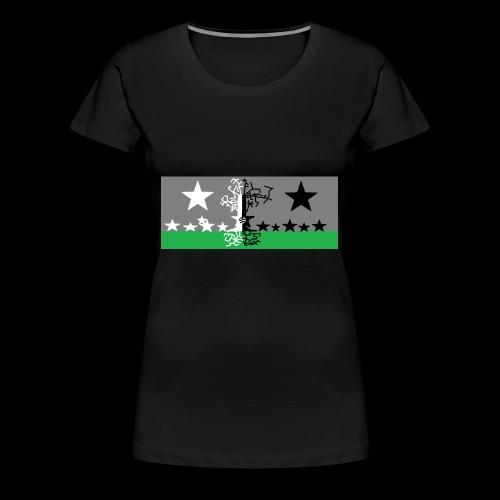 im getting better - Women's Premium T-Shirt