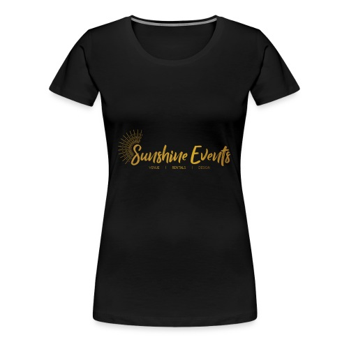 SunshineLogo - Women's Premium T-Shirt