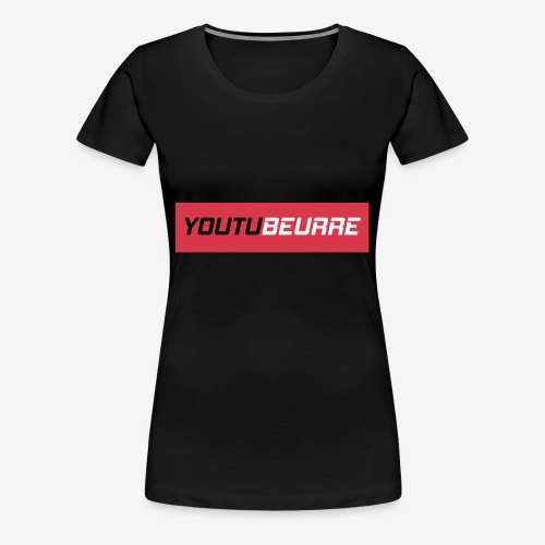 Youtubeurre - Women's Premium T-Shirt