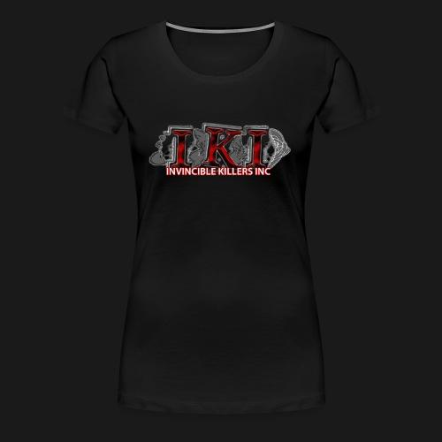 IKI Logo - Women's Premium T-Shirt