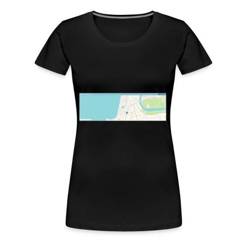 waze - Women's Premium T-Shirt