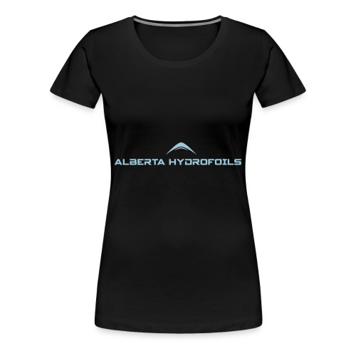 Alberta Hydrofoils - Women's Premium T-Shirt