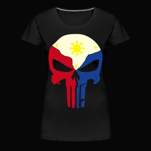 punisher ph 2 - Women's Premium T-Shirt