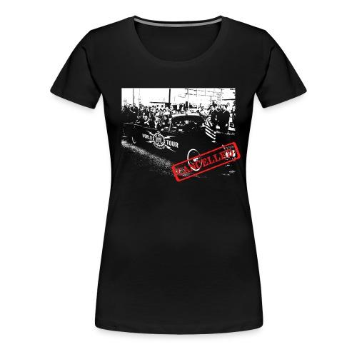 Cancelled World Tour shirt - Women's Premium T-Shirt