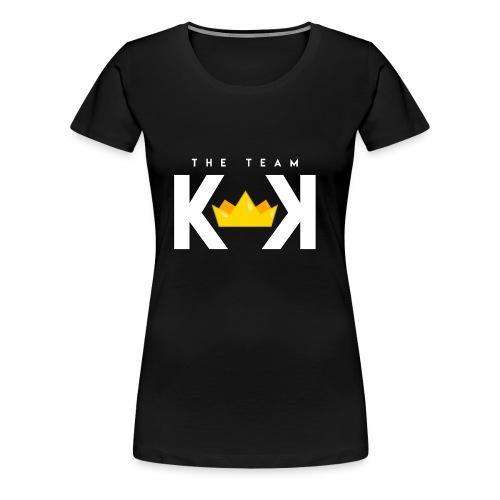 THE KEK TEAM white - Women's Premium T-Shirt