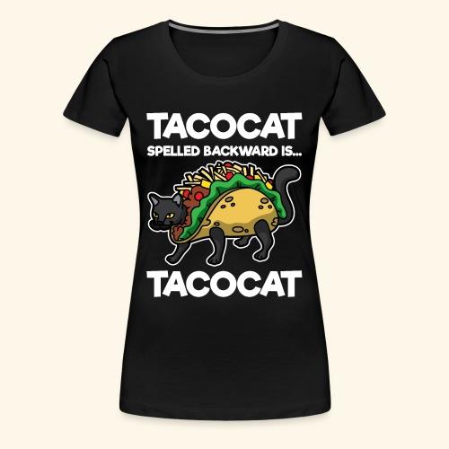 Tacocat is Tacocat - Women's Premium T-Shirt
