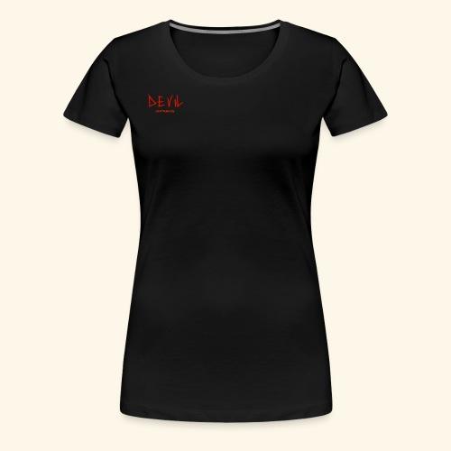 devil skateboards - Women's Premium T-Shirt