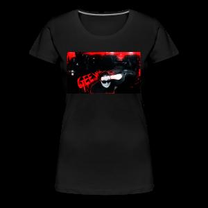 Old Channel Art - Women's Premium T-Shirt