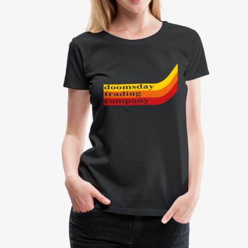 70sswoosh - Women's Premium T-Shirt