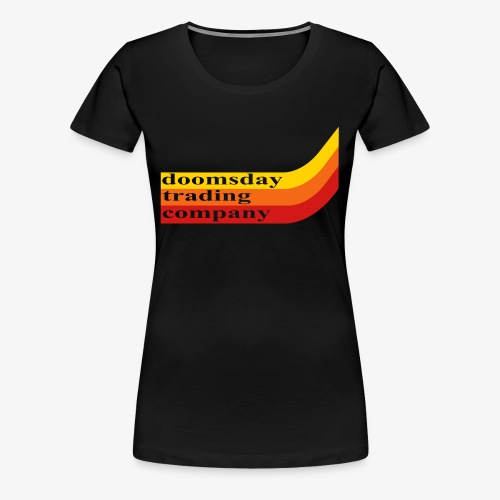 70sswoosh - Women's Premium T-Shirt