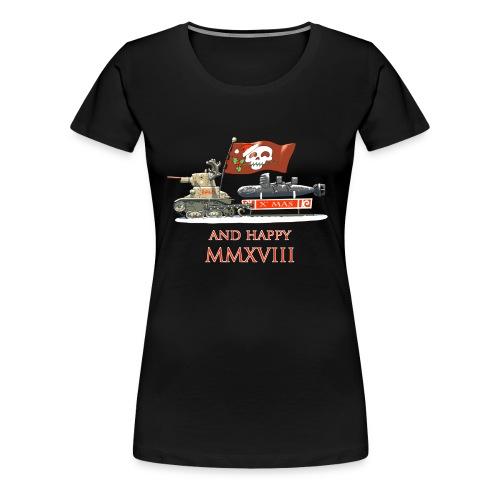 AVGVRI - Women's Premium T-Shirt