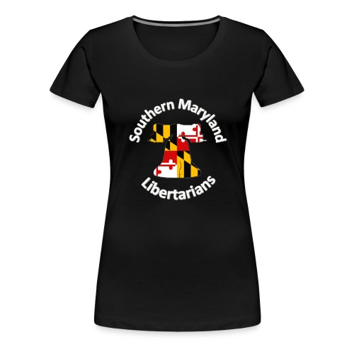 Southern Maryland Libertarians Swag - Women's Premium T-Shirt