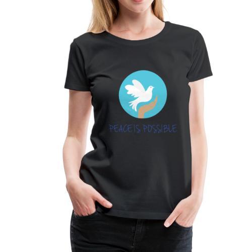 michael K New T shirt Design final 02 - Women's Premium T-Shirt