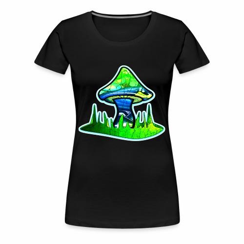 Mushroom magic - Women's Premium T-Shirt