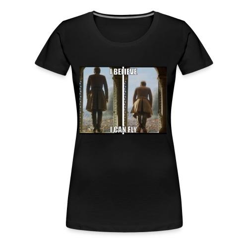King Tommen Forever! - Women's Premium T-Shirt