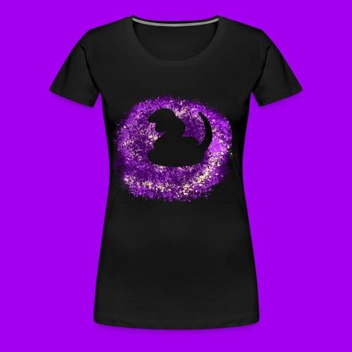 Purple Snake - Women's Premium T-Shirt