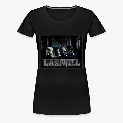 Last Will Zombie Shirt - Women's Premium T-Shirt