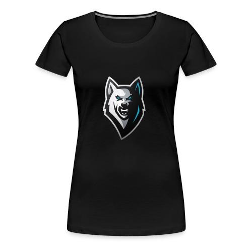 Arctic Wolf Gaming - Women's Premium T-Shirt