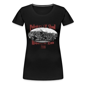 Official Design - Women's Premium T-Shirt