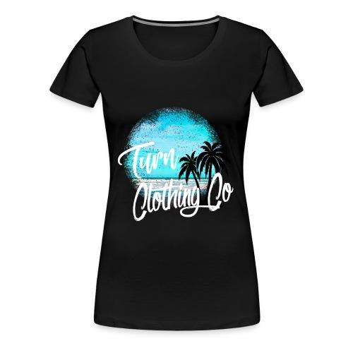 turn clothing co shirt design - Women's Premium T-Shirt