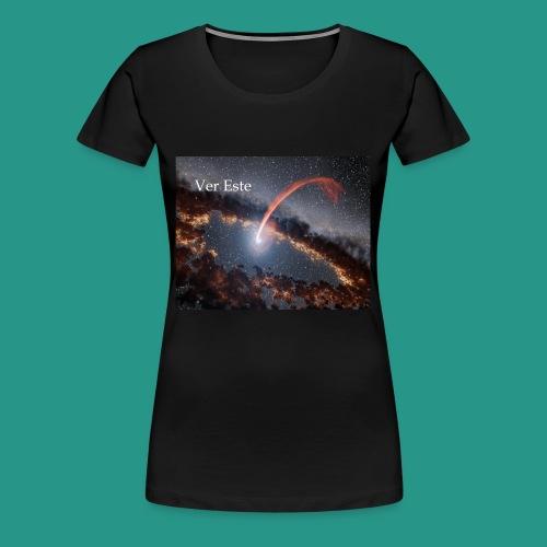 VerEsteNASAestrella - Women's Premium T-Shirt