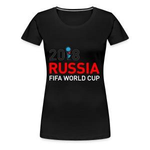 world cup 2018 - Women's Premium T-Shirt