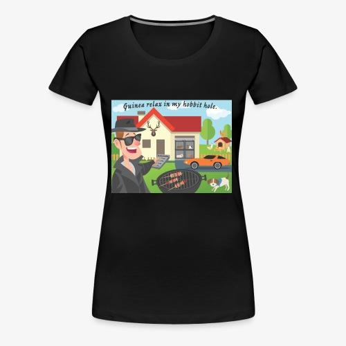 The Servant Automator - Women's Premium T-Shirt