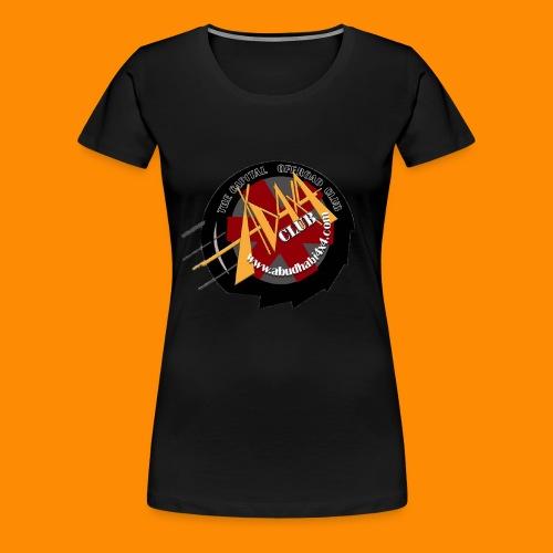 AD4x4 Logo - Women's Premium T-Shirt