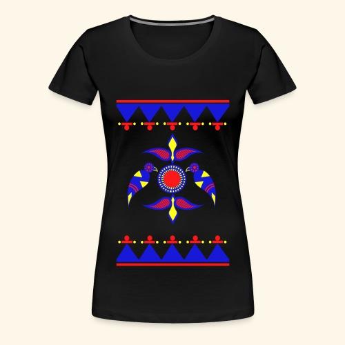 I Love Ethnic - Women's Premium T-Shirt