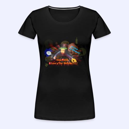 he loves You - Women's Premium T-Shirt