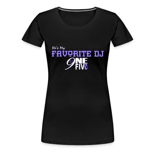 Mahogany 2 - Women's Premium T-Shirt
