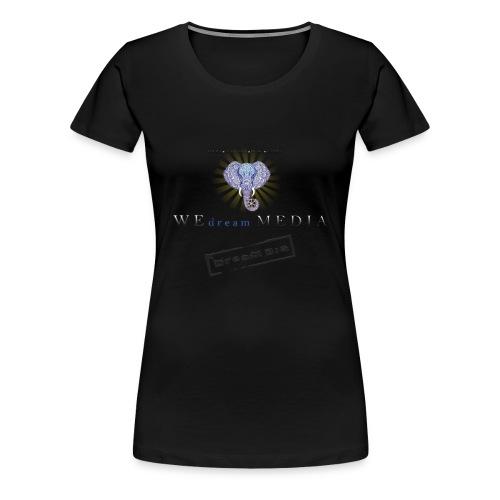 pro_logo_png_444444 - Women's Premium T-Shirt