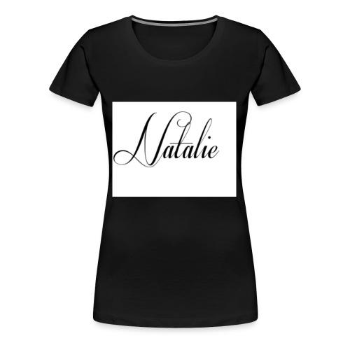 Natalie - Women's Premium T-Shirt