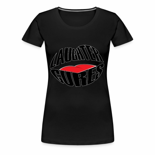 laughterBIG - Women's Premium T-Shirt
