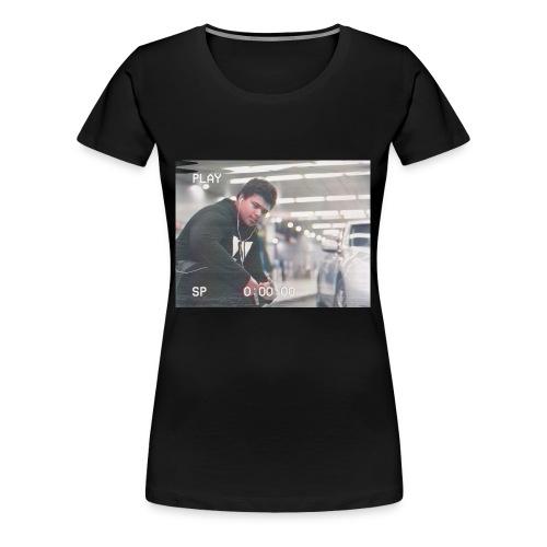 Terminal - Women's Premium T-Shirt
