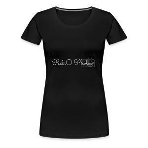 retr0 hoodie logo - Women's Premium T-Shirt