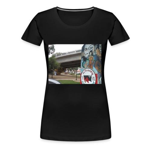 Barrio 92113 - Women's Premium T-Shirt