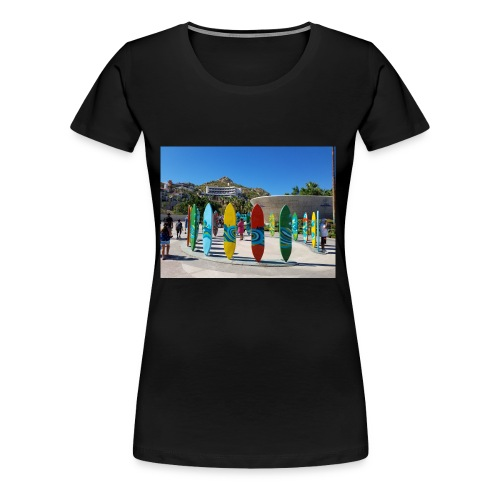 Cabo Maxico - Women's Premium T-Shirt