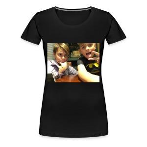 The two amigos - Women's Premium T-Shirt