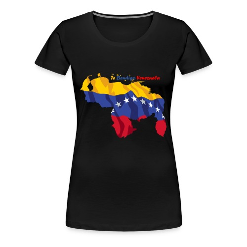 Venezuela Cool - Women's Premium T-Shirt