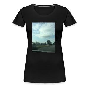 Six Flags - Women's Premium T-Shirt