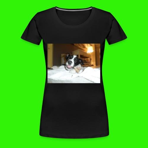 Sportswear (Eating Bone) - Women's Premium T-Shirt